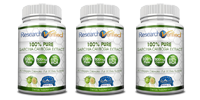 3 bottles of research verified garcinia cambogia