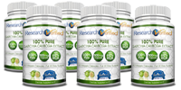 6 bottles of research verified garcinia cambogia